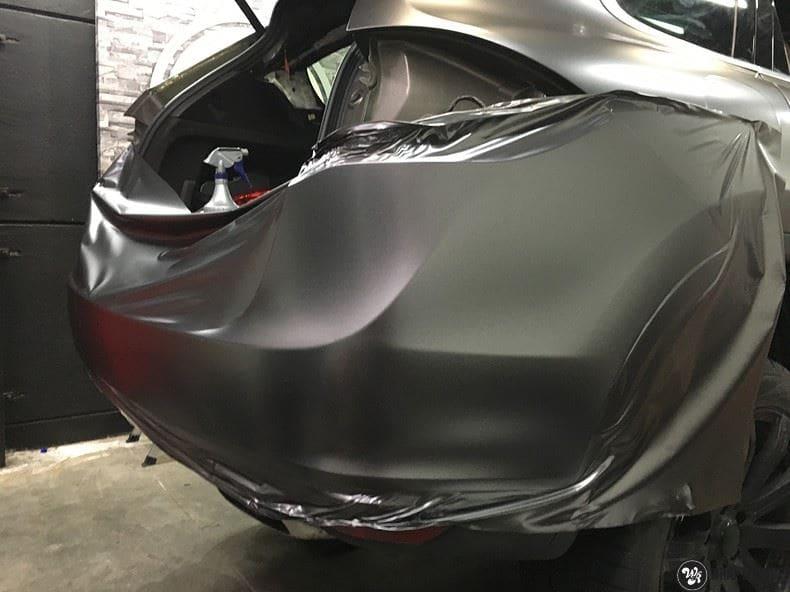 Porsche Cayenne, Carwrapping door Wrapmyride.nu Foto-nr:9621, ©2018