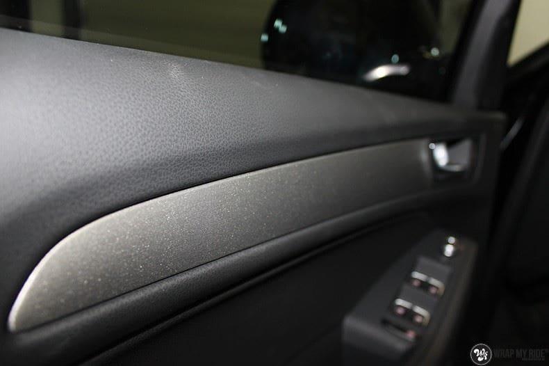 Audi Q5 Brushed black, Carwrapping door Wrapmyride.nu Foto-nr:8423, ©2017