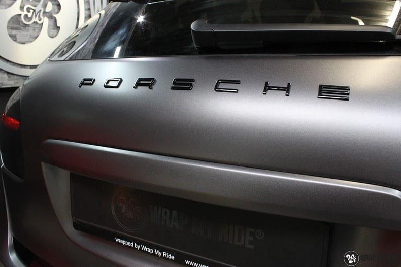 Porsche Cayenne, Carwrapping door Wrapmyride.nu Foto-nr:9599, ©2018