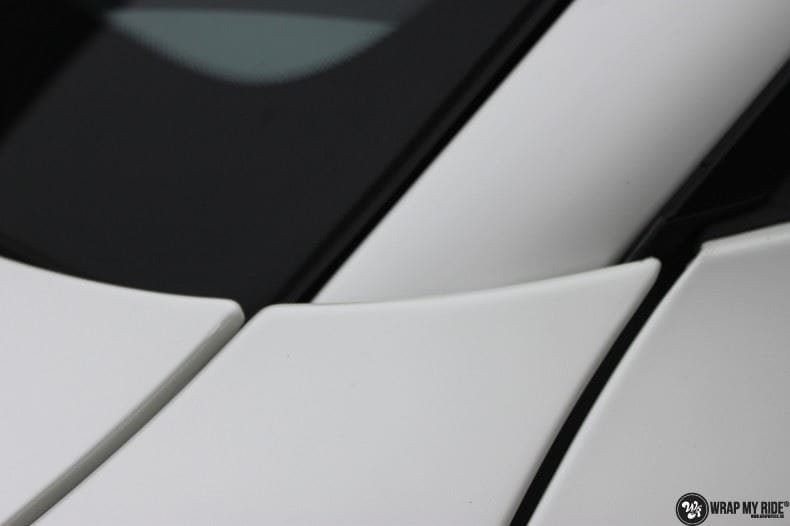 BMW 1-serie 3M Satin Pearl White, Carwrapping door Wrapmyride.nu Foto-nr:9050, ©2017
