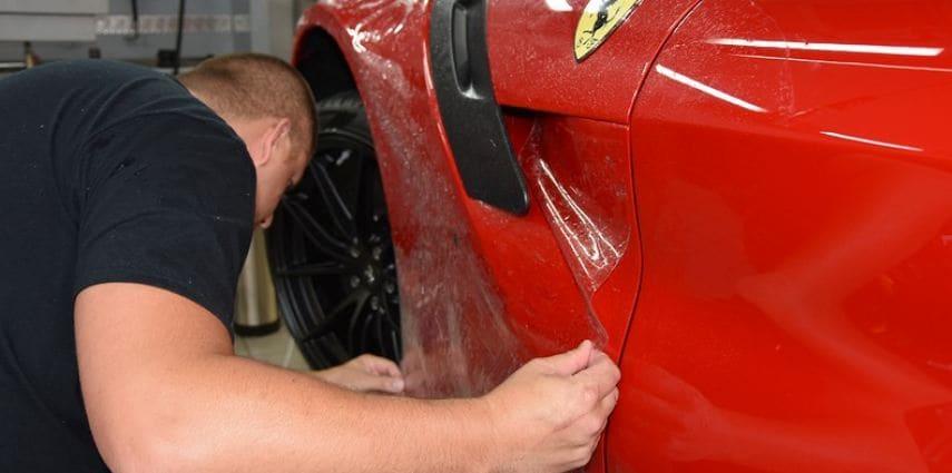 Ferrari F12 TDF Xpel Ultimate