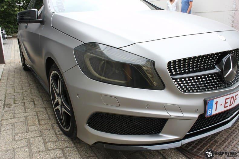 Mercedes A200 AMG, Carwrapping door Wrapmyride.nu Foto-nr:9902, ©2018