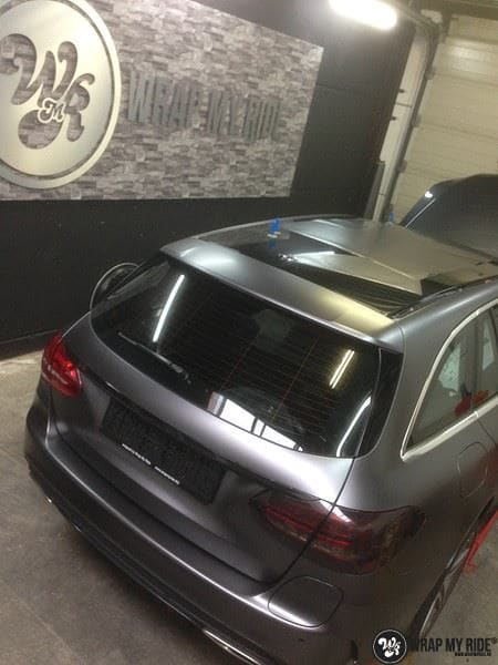 Mercedes C350e AMG, Carwrapping door Wrapmyride.nu Foto-nr:8644, ©2017