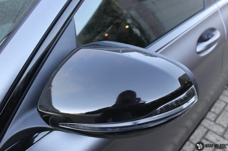 Mercedes C350e AMG, Carwrapping door Wrapmyride.nu Foto-nr:8629, ©2017