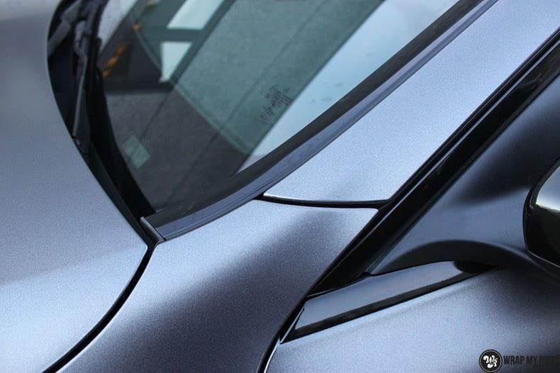 Mercedes C350e AMG, Carwrapping door Wrapmyride.nu Foto-nr:8628, ©2017