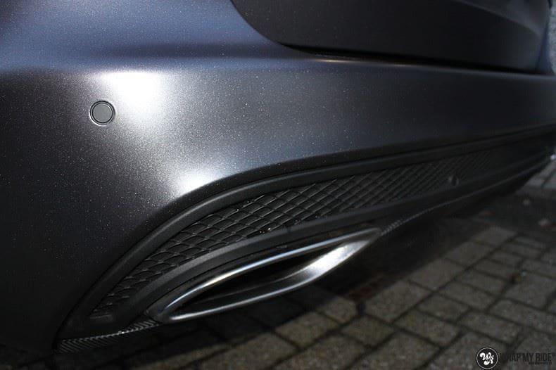 Mercedes C350e AMG, Carwrapping door Wrapmyride.nu Foto-nr:8621, ©2017