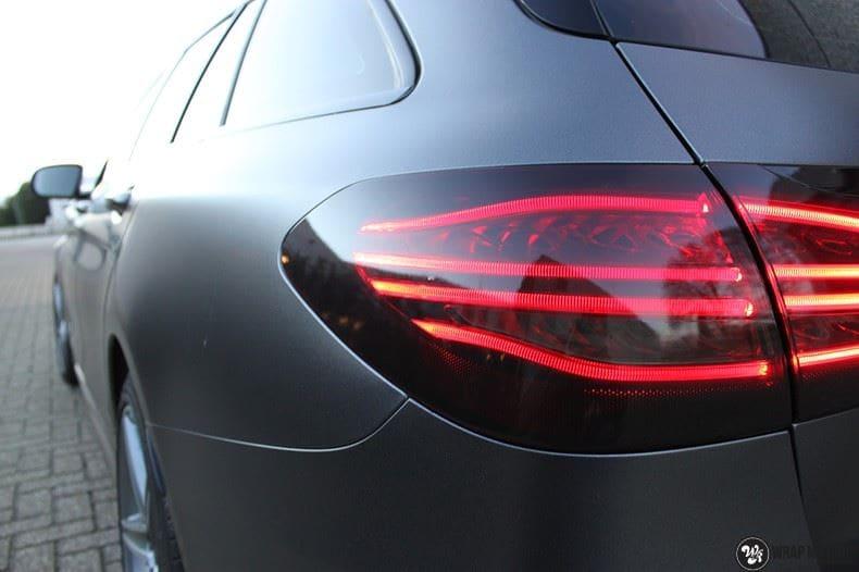 Mercedes C350e AMG, Carwrapping door Wrapmyride.nu Foto-nr:8620, ©2017