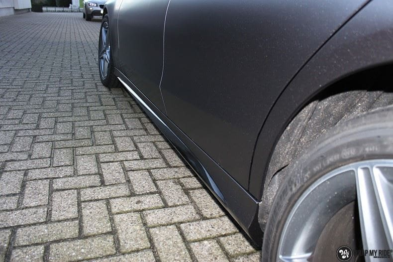 Mercedes C350e AMG, Carwrapping door Wrapmyride.nu Foto-nr:8616, ©2017
