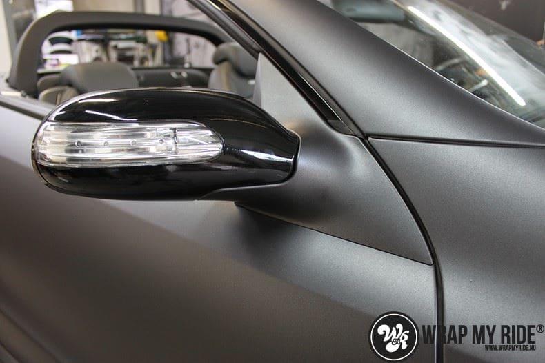 Mercedes SL 55AMG, Carwrapping door Wrapmyride.nu Foto-nr:7947, ©2017