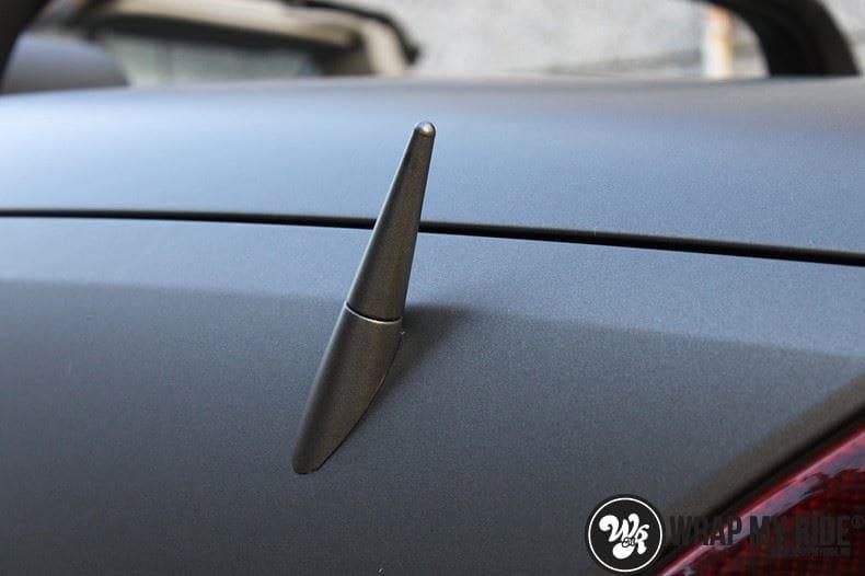 Mercedes SL 55AMG, Carwrapping door Wrapmyride.nu Foto-nr:7956, ©2017