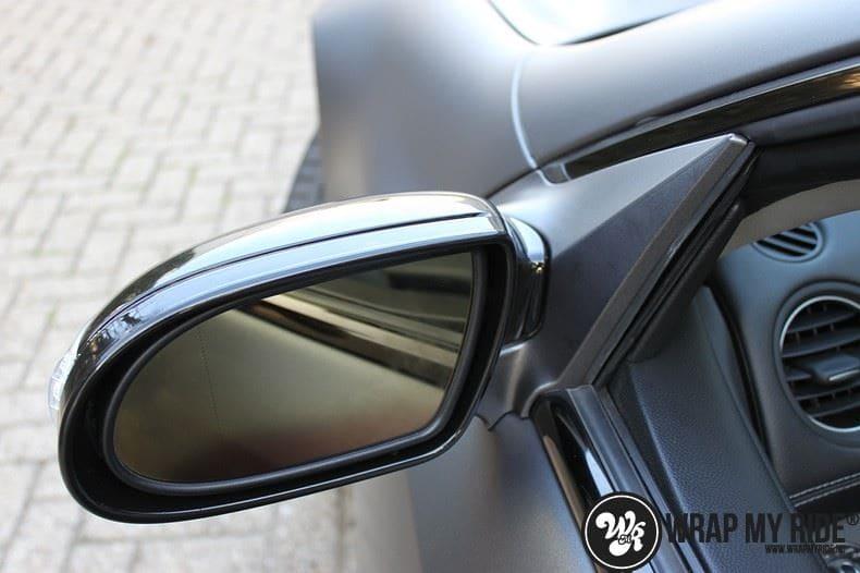 Mercedes SL 55AMG, Carwrapping door Wrapmyride.nu Foto-nr:7970, ©2017