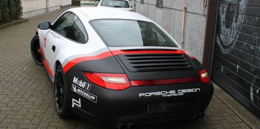 Porsche 911 RSR look