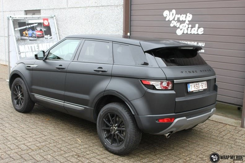 range rover evoque wrap my ride. Black Bedroom Furniture Sets. Home Design Ideas