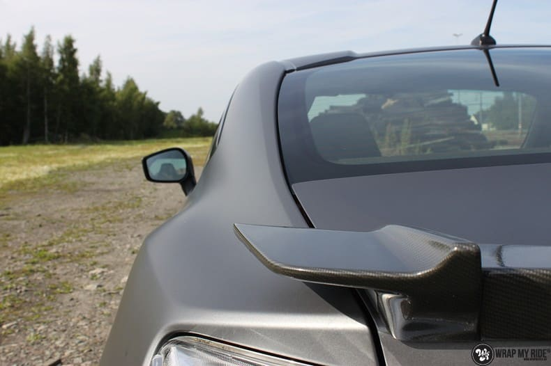 Toyota GT86, Carwrapping door Wrapmyride.nu Foto-nr:10201, ©2017