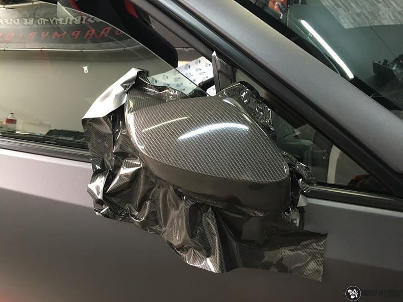 Toyota GT86, Carwrapping door Wrapmyride.nu Foto-nr:10235, ©2017