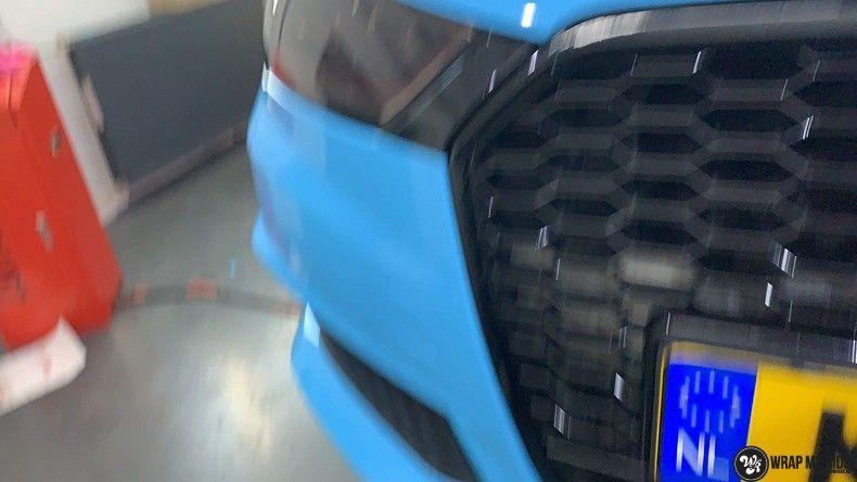 audi A1 custom livery, Carwrapping door Wrapmyride.nu Foto-nr:12980, ©2020