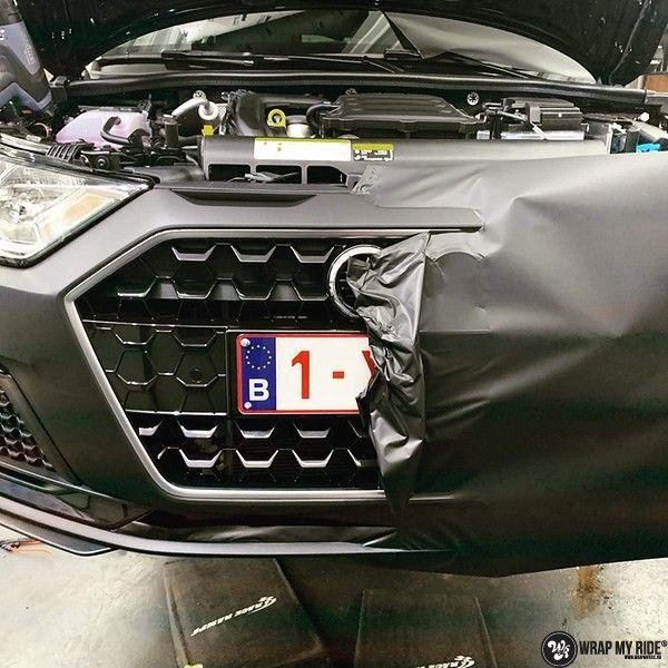 Audi A1 2019 Deltaworx, Carwrapping door Wrapmyride.nu Foto-nr:12923, ©2021