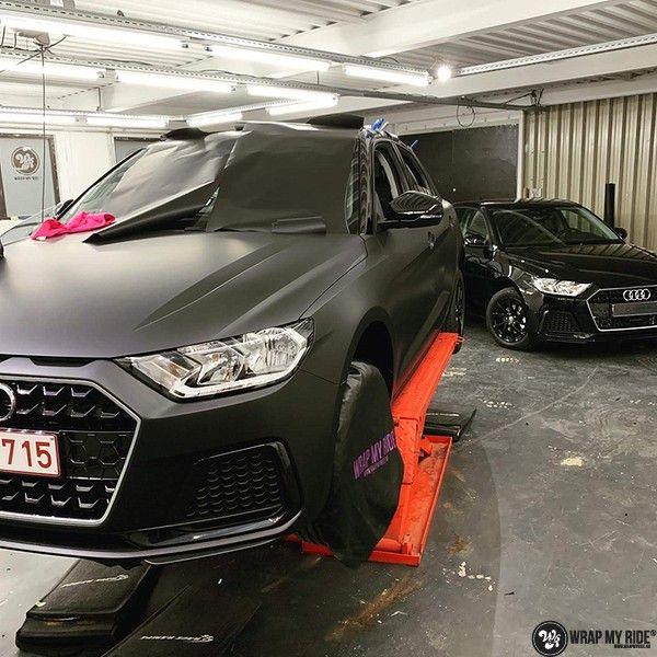 Audi A1 2019 Deltaworx, Carwrapping door Wrapmyride.nu Foto-nr:12921, ©2021