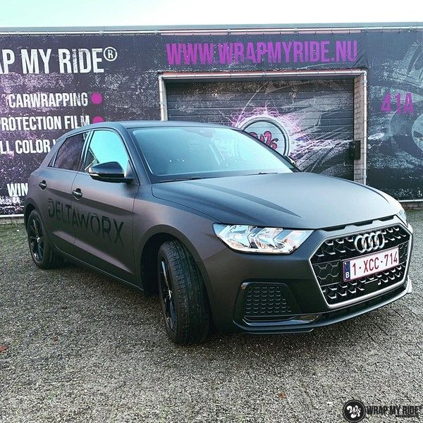 Audi A1 2019 Deltaworx, Carwrapping door Wrapmyride.nu Foto-nr:12926, ©2020