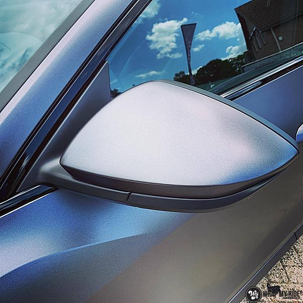 Audi E-tron satin dark grey, Carwrapping door Wrapmyride.nu Foto-nr:13559, ©2021