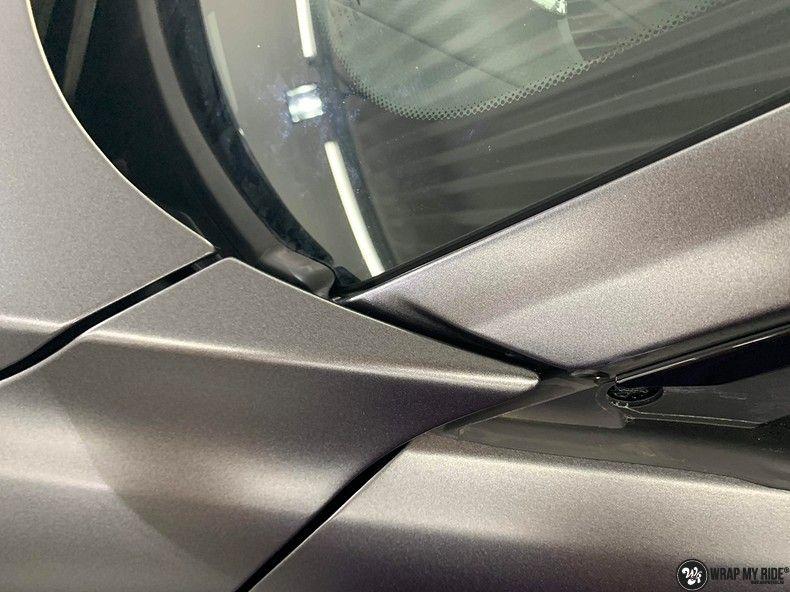 BMW M2 Satin dark grey, Carwrapping door Wrapmyride.nu Foto-nr:13080, ©2021