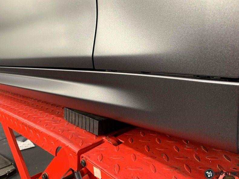 BMW M2 Satin dark grey, Carwrapping door Wrapmyride.nu Foto-nr:13089, ©2021