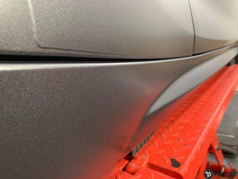 BMW M2 Satin dark grey, Carwrapping door Wrapmyride.nu Foto-nr:13090, ©2020