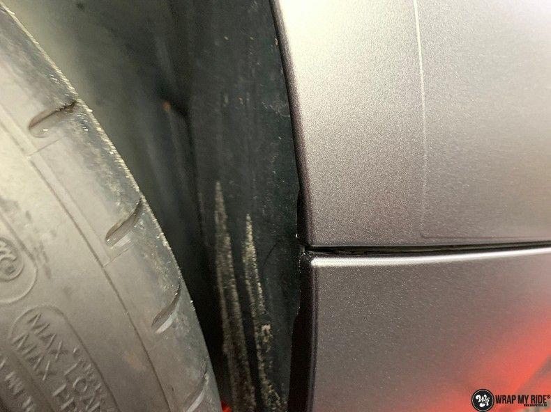 BMW M2 Satin dark grey, Carwrapping door Wrapmyride.nu Foto-nr:13092, ©2021