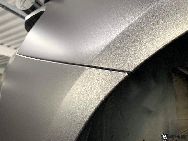 BMW M2 Satin dark grey, Carwrapping door Wrapmyride.nu Foto-nr:13093, ©2021