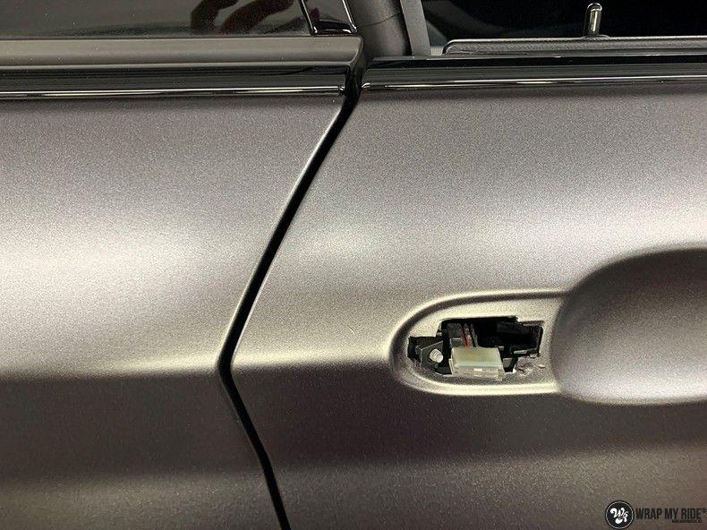 BMW M2 Satin dark grey, Carwrapping door Wrapmyride.nu Foto-nr:13094, ©2021
