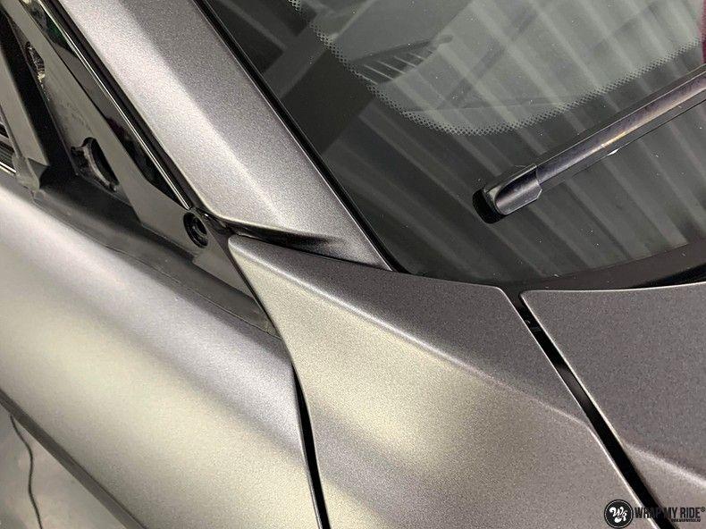 BMW M2 Satin dark grey, Carwrapping door Wrapmyride.nu Foto-nr:13095, ©2021