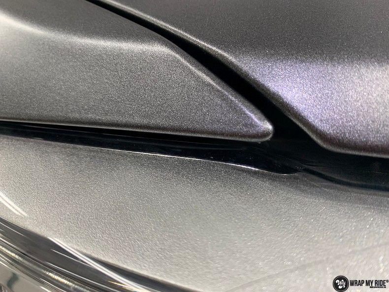 BMW M2 Satin dark grey, Carwrapping door Wrapmyride.nu Foto-nr:13097, ©2020