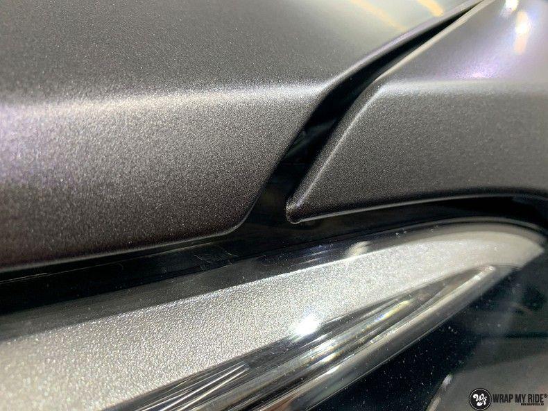 BMW M2 Satin dark grey, Carwrapping door Wrapmyride.nu Foto-nr:13098, ©2020