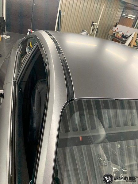 BMW M2 Satin dark grey, Carwrapping door Wrapmyride.nu Foto-nr:13110, ©2020