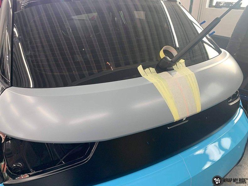 audi A1 custom livery, Carwrapping door Wrapmyride.nu Foto-nr:12999, ©2020