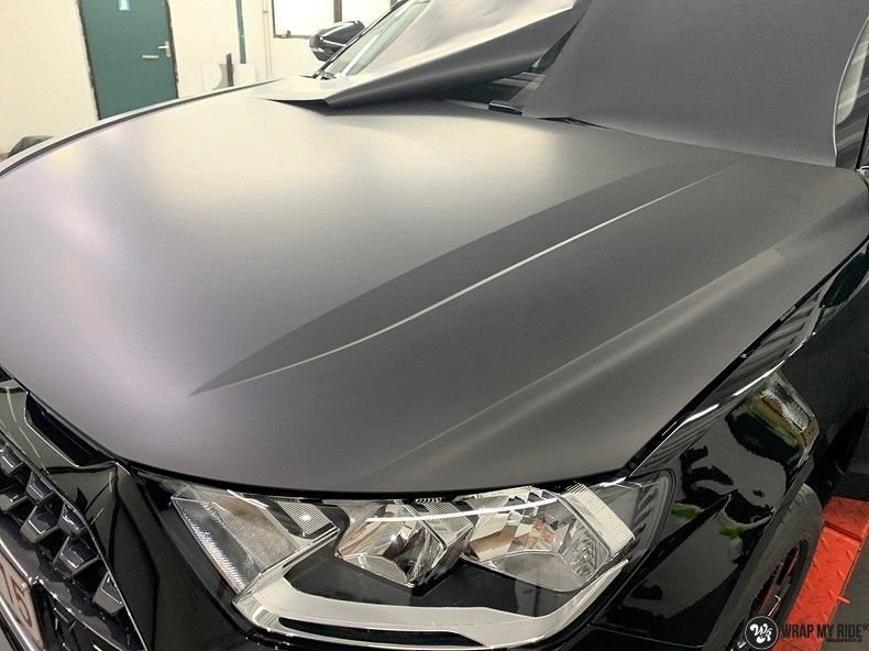 Audi A1 2019 Deltaworx, Carwrapping door Wrapmyride.nu Foto-nr:12930, ©2020