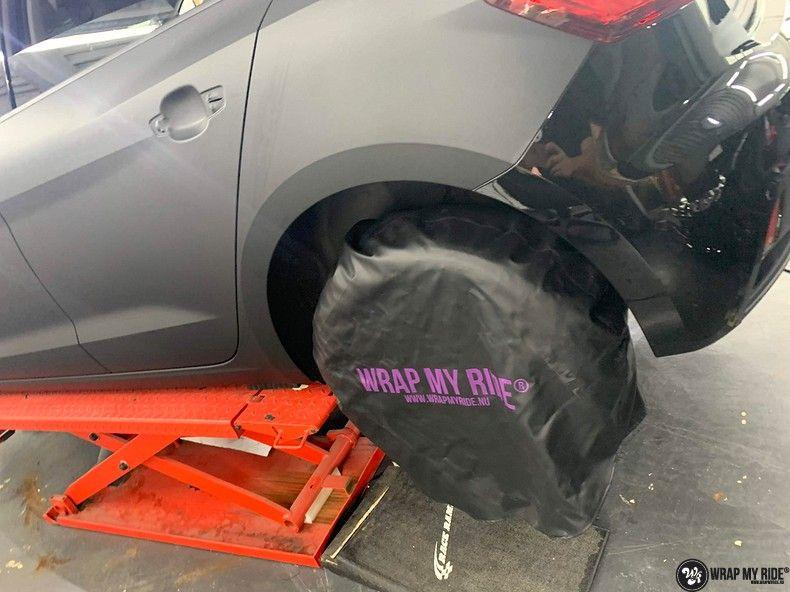 Audi A1 2019 Deltaworx, Carwrapping door Wrapmyride.nu Foto-nr:12931, ©2020