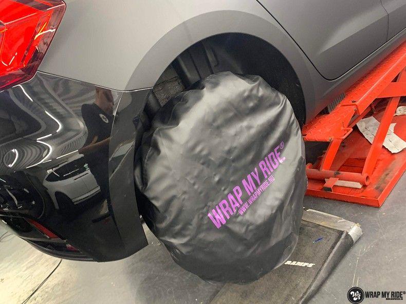 Audi A1 2019 Deltaworx, Carwrapping door Wrapmyride.nu Foto-nr:12933, ©2020