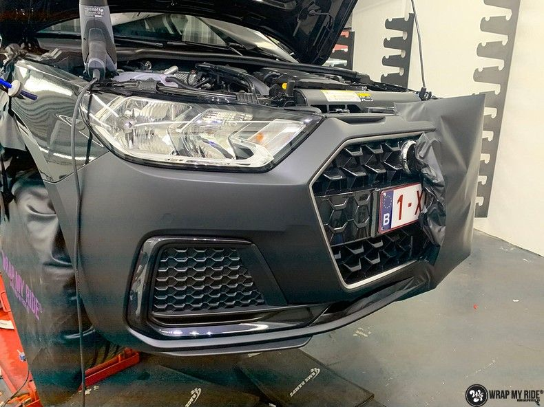 Audi A1 2019 Deltaworx, Carwrapping door Wrapmyride.nu Foto-nr:12934, ©2020