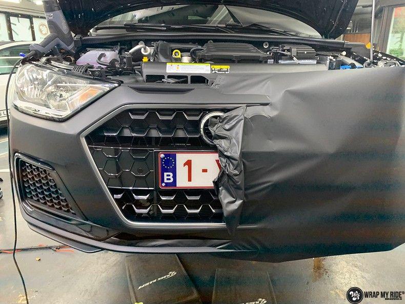 Audi A1 2019 Deltaworx, Carwrapping door Wrapmyride.nu Foto-nr:12935, ©2021
