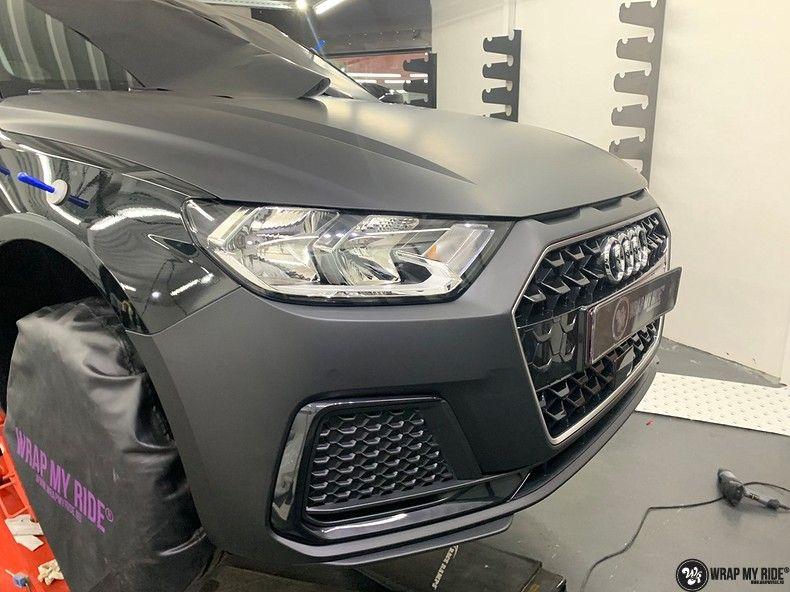 Audi A1 2019 Deltaworx, Carwrapping door Wrapmyride.nu Foto-nr:12936, ©2021