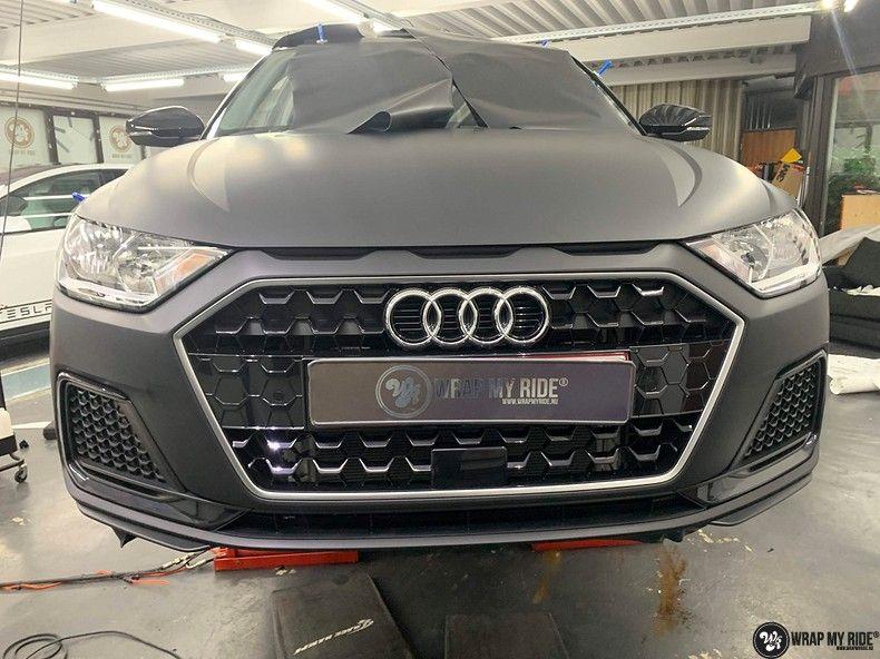 Audi A1 2019 Deltaworx, Carwrapping door Wrapmyride.nu Foto-nr:12937, ©2020