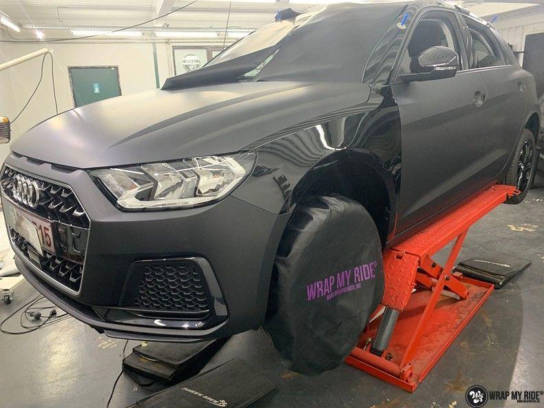 Audi A1 2019 Deltaworx, Carwrapping door Wrapmyride.nu Foto-nr:12939, ©2020