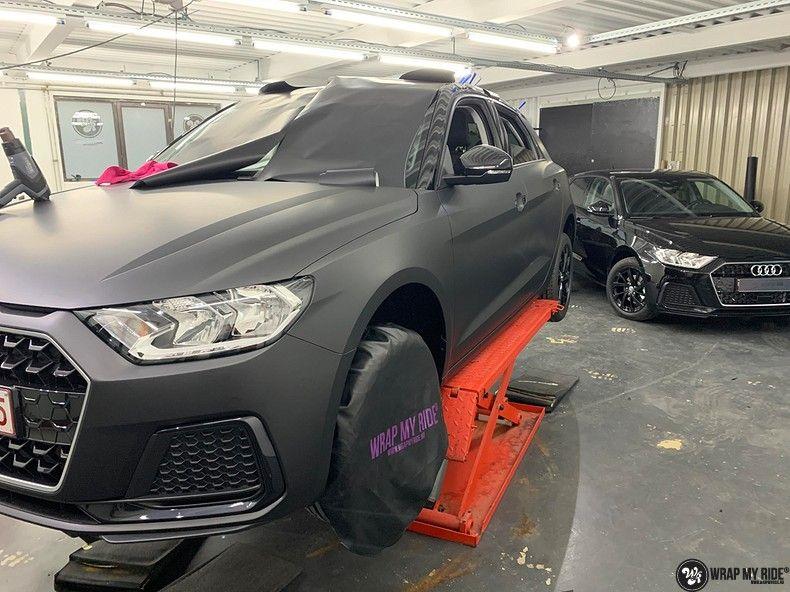 Audi A1 2019 Deltaworx, Carwrapping door Wrapmyride.nu Foto-nr:12940, ©2020