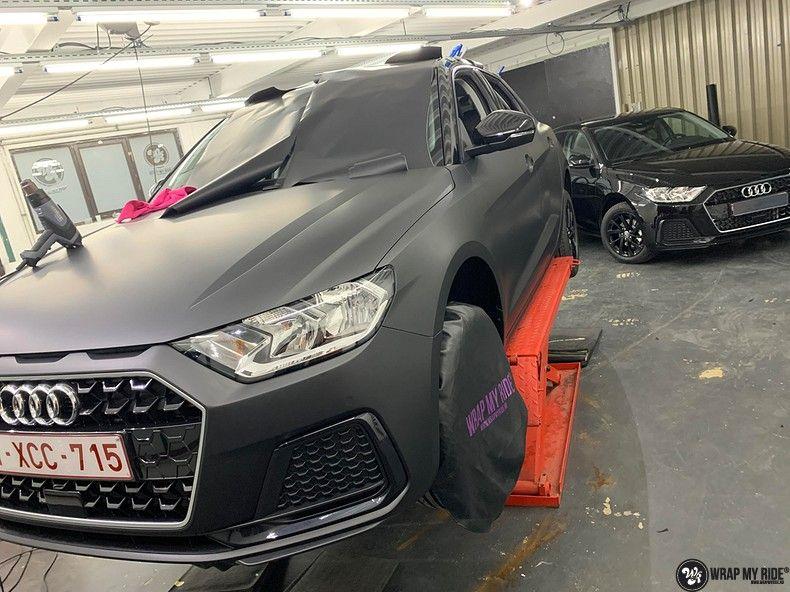 Audi A1 2019 Deltaworx, Carwrapping door Wrapmyride.nu Foto-nr:12941, ©2020