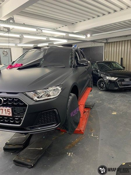 Audi A1 2019 Deltaworx, Carwrapping door Wrapmyride.nu Foto-nr:12942, ©2021