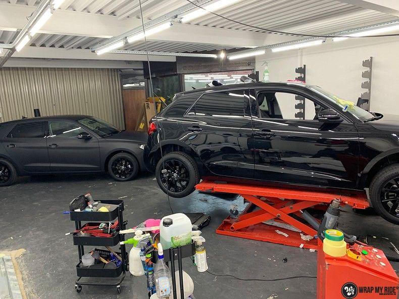 Audi A1 2019 Deltaworx, Carwrapping door Wrapmyride.nu Foto-nr:12943, ©2020