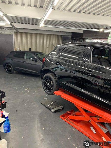 Audi A1 2019 Deltaworx, Carwrapping door Wrapmyride.nu Foto-nr:12944, ©2021