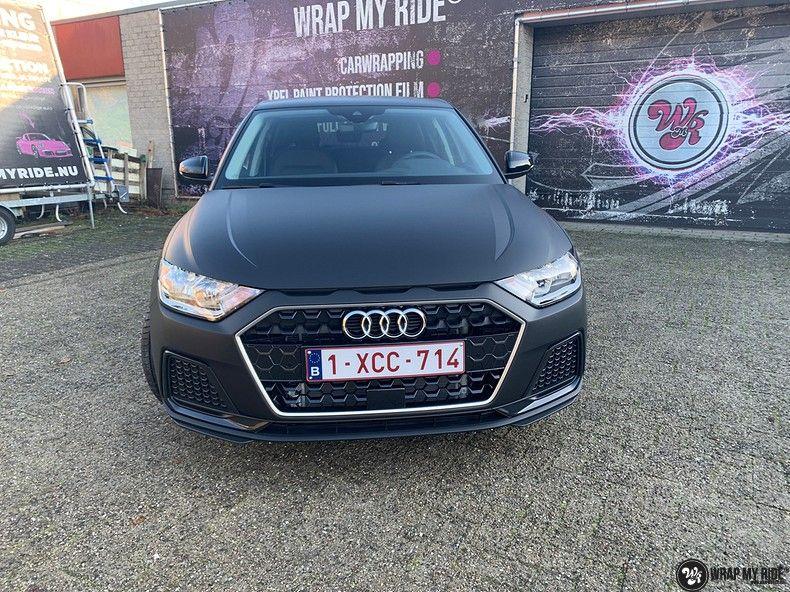 Audi A1 2019 Deltaworx, Carwrapping door Wrapmyride.nu Foto-nr:12950, ©2020