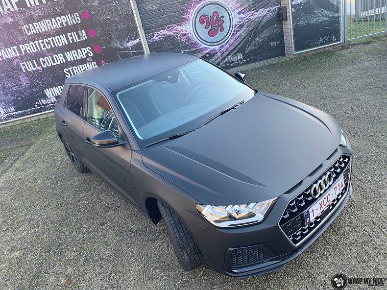 Audi A1 2019 Deltaworx, Carwrapping door Wrapmyride.nu Foto-nr:12953, ©2020